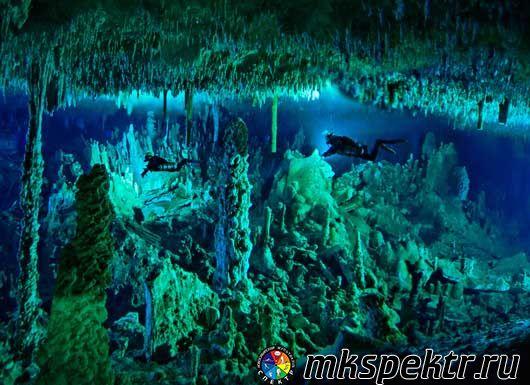 огрузиться в голубую бездну, Багамские острова