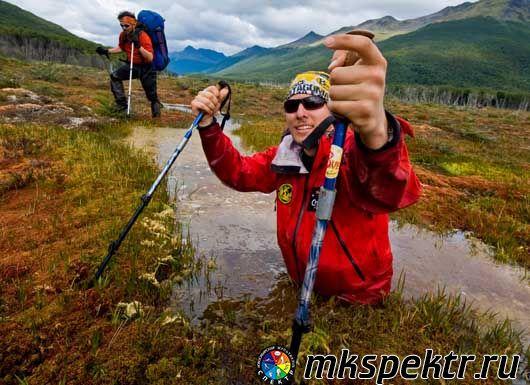 Пройти венгер патагонскую гонку-экспедицию, Чили