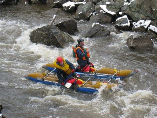 Подробнее: Подготовка экипажа к водному походу. Основы.